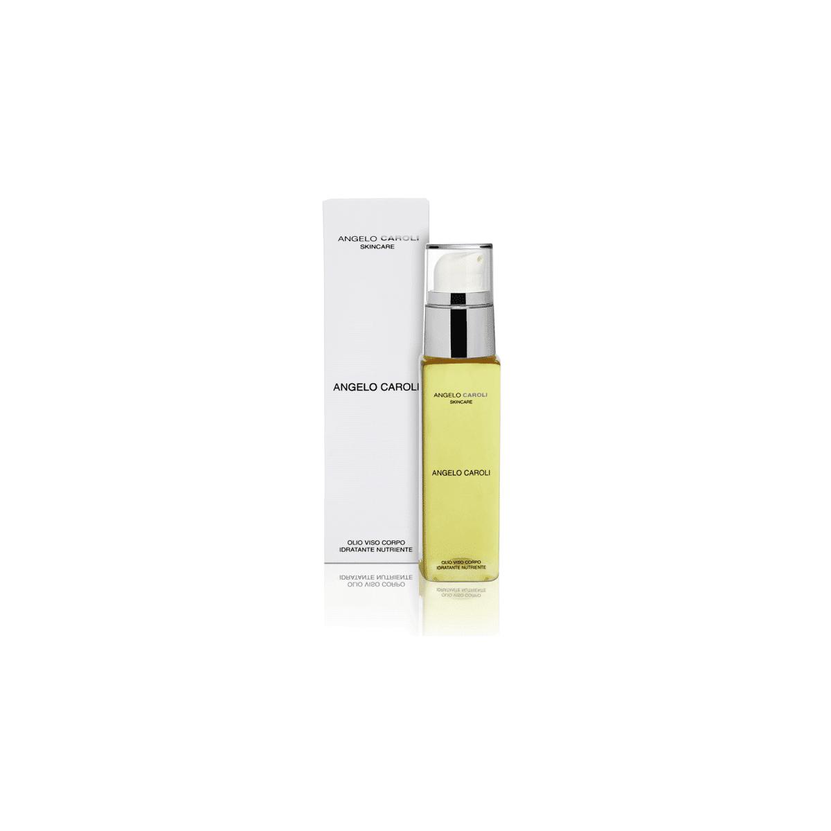 olio idratante corpo vaniglia