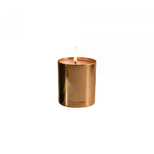 candele profumate ambra oud