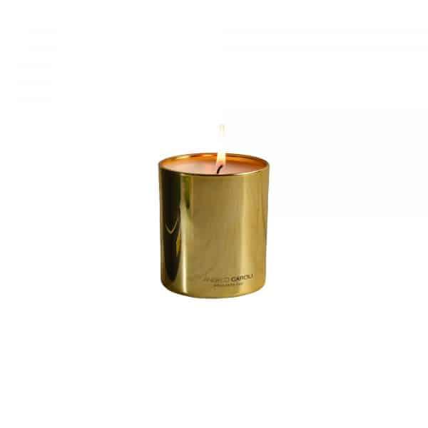 candele profumate rosa nera