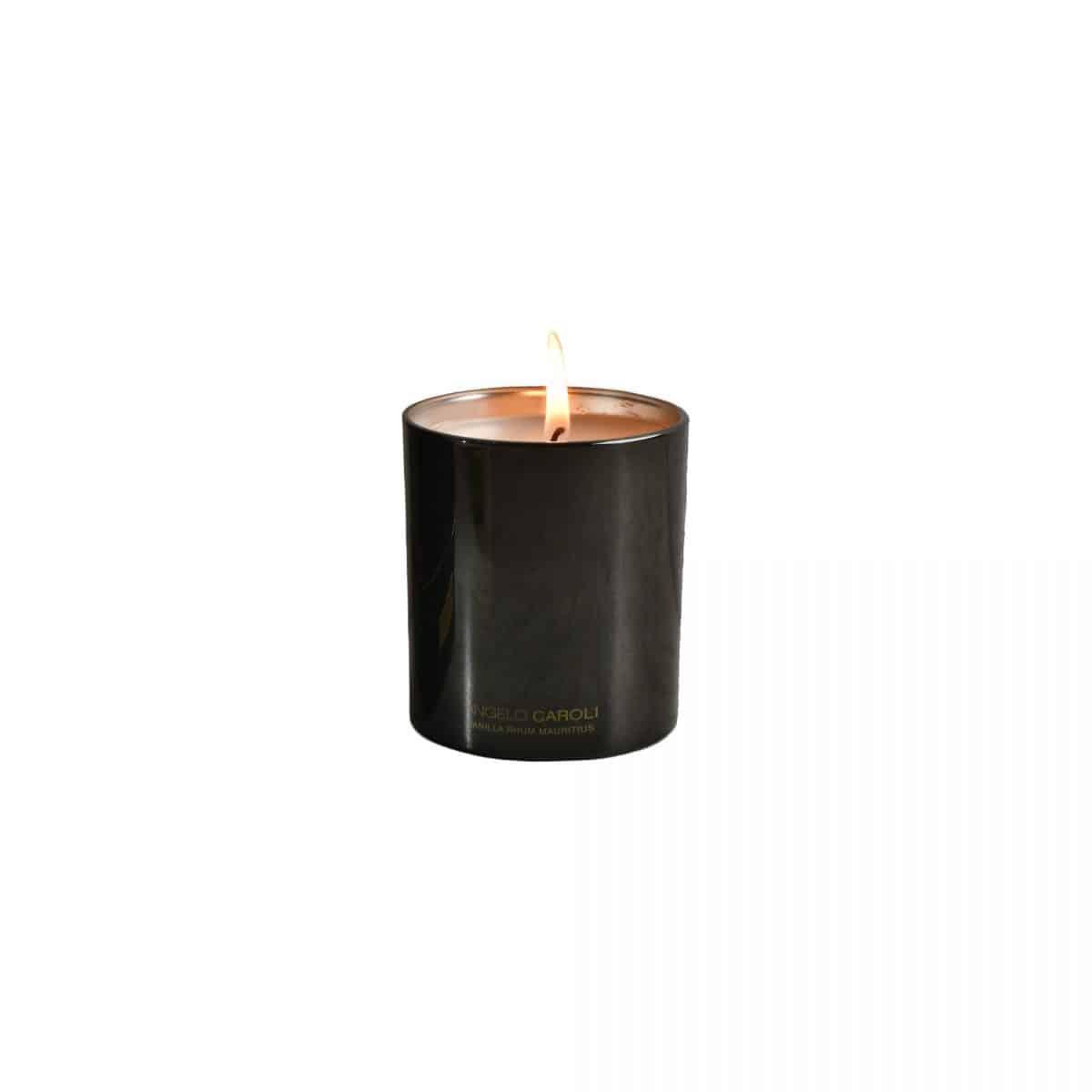 candele profumate vanilla rhum